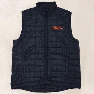 {Harley-Davidson}  Heated Nylon Vest
